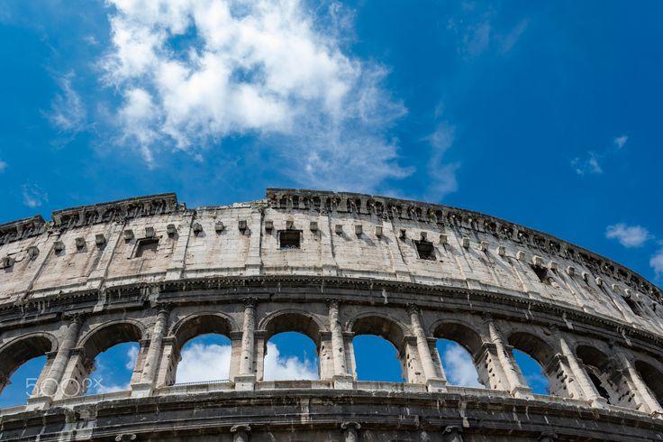 Colloseum - Colloseum, Rome