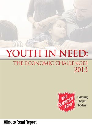 Youth In Need: The Economic Challenges 2013 #report