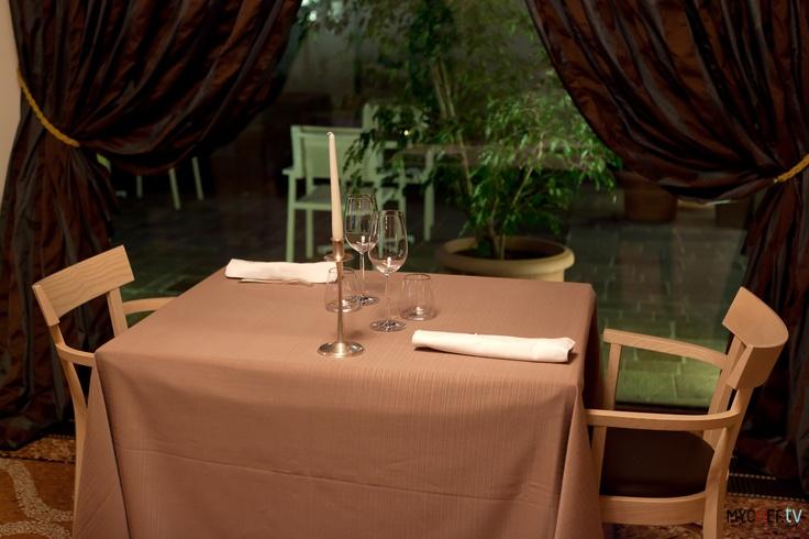 Tavolo per due