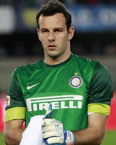 Samir Handanovic  Best Goalkeeper in Serie A