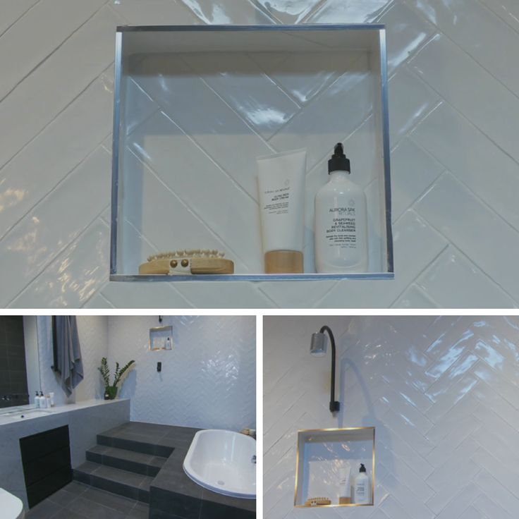Aurora Rituals were featured on the Block during Michael and Carlene's bathroom reveal!  #TheBlock