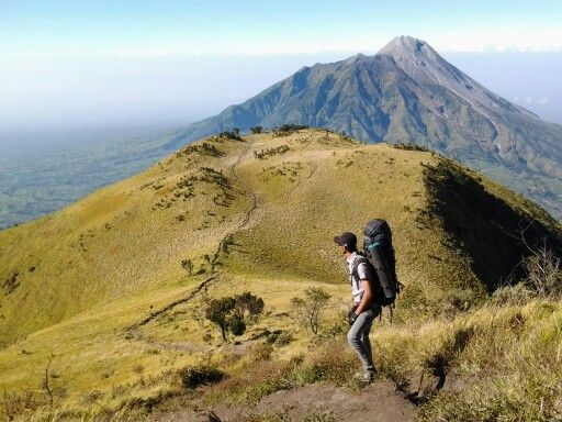 Merbabu,Central Java,Indonesia