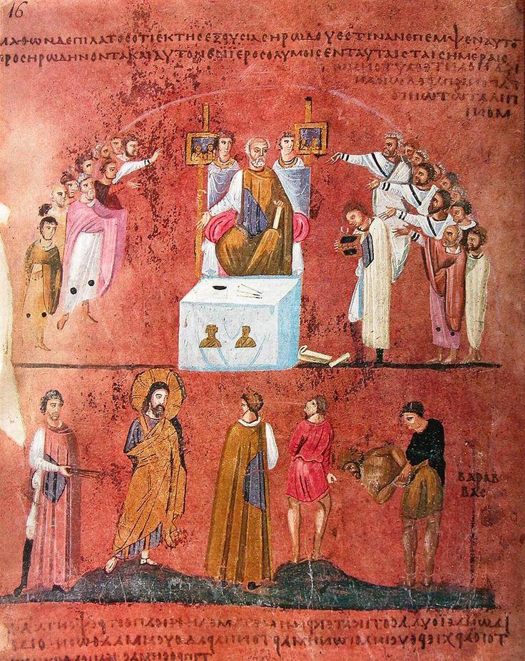 Resultado de imagen de códices purpúreos   los evangeliarios de Rábula