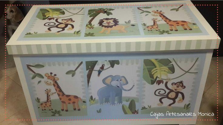 1000 ideas about cajas para guardar juguetes on pinterest - Cajas de madera para guardar juguetes ...