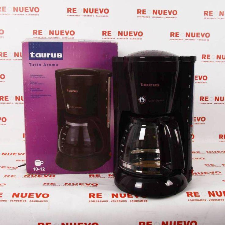 # Cafetera goteo Taurus NUEVA A ESTRENAR E270289 de segunda mano#segunda mano#