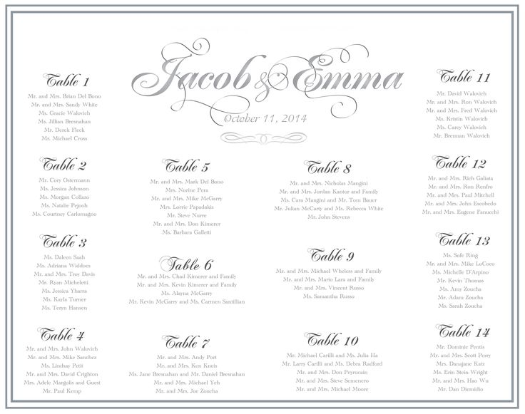 Best Custom Wedding Seating Boards Images On