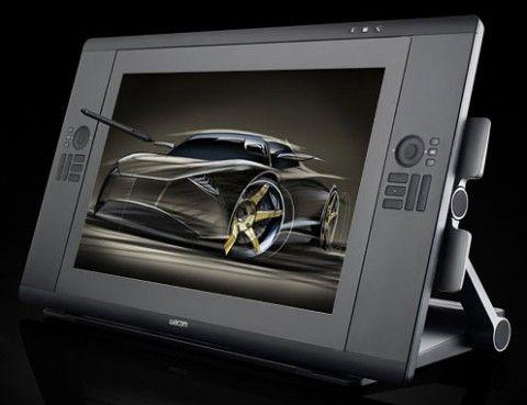 Wacom Cintiq 24HD | Ozarts Etc (le top de la tablette graphique!)