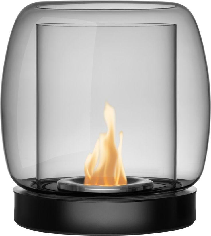 Iittala - Kaasa Fireplace 475 mm grey - Iittala.com