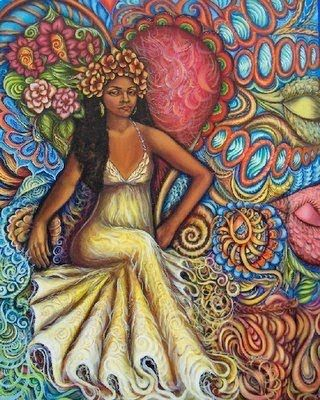 Goddess Oshun: Queen of Love &Glorious Queen of Witchcraft ...