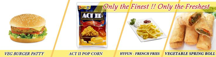 Order now! #Readytoeat food, #veg & #nonveg products offers available in #onlyforu and delivery right at your door step. For more inf visit us @ https://goo.gl/Mj8Wu7 #ActIIPopcorn #VegetableSpringRoll #BreadedFishBite #ShivaFarmsPizza