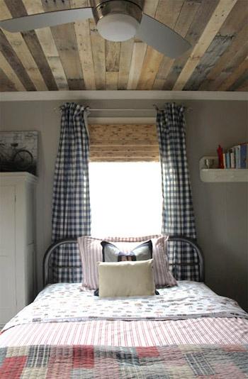 Ceiling idea for porch