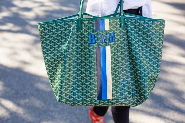....this will be my next goyard purchase or I'll happily accept it for my birthday