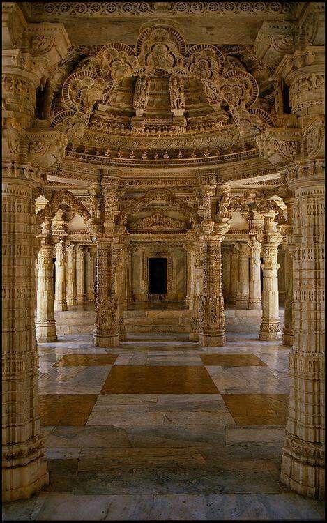- Templo Jain , Rajastán