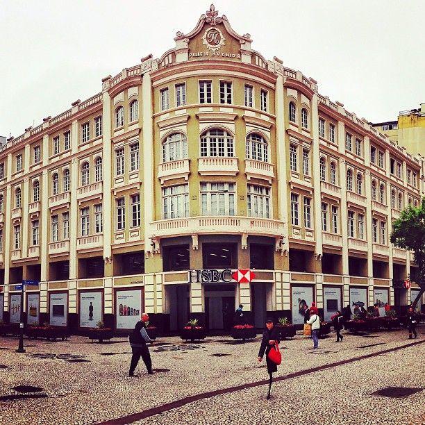 HSBC / Palácio Avenida.