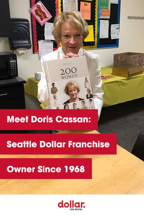 Doris And James Cassan Purchased A Dollar Franchise In 1968 And