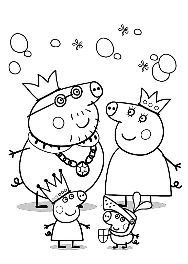 free coloring pages of children - photo#9