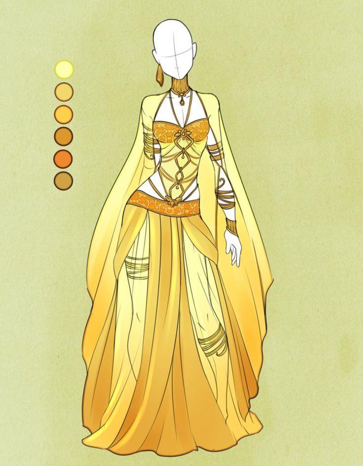 gypsy clothes anime - Buscar con Google