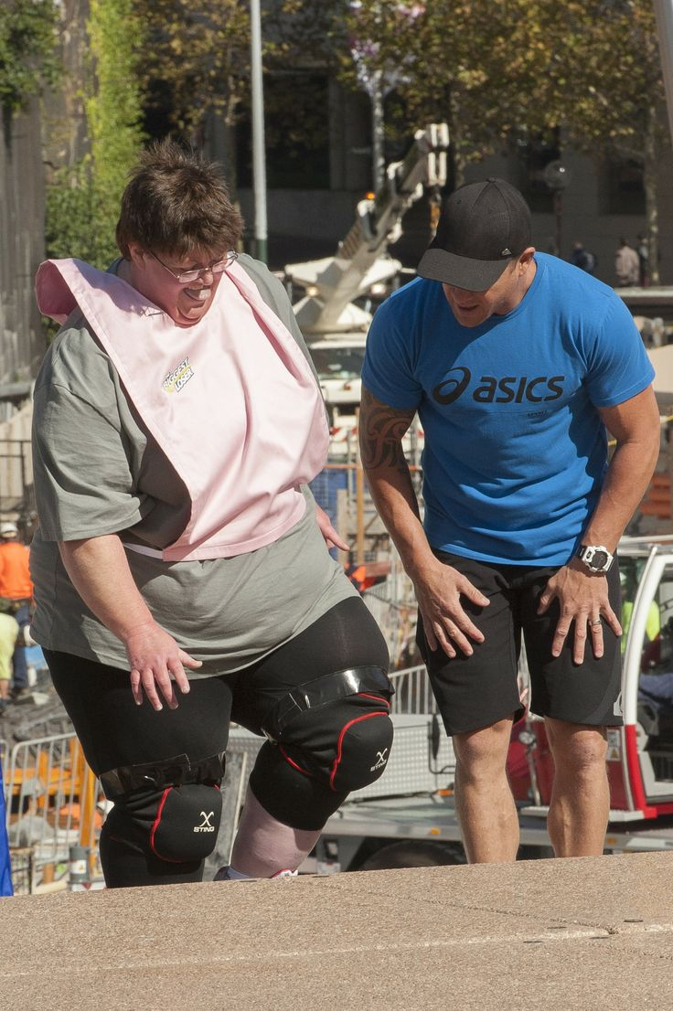 Mary pushes on | The Biggest Loser Australia