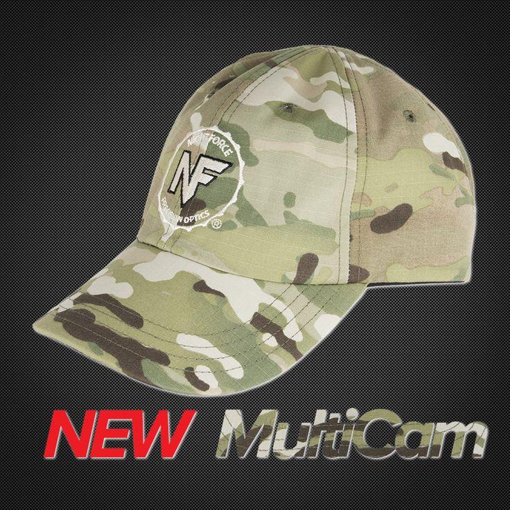 nightforce multicam hat