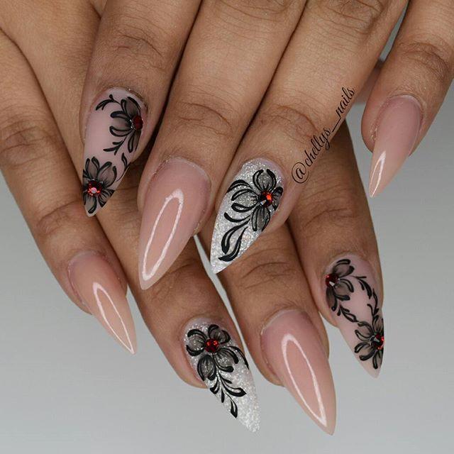 Beautiful and sophisticated nail art! ❤♥❤👑 #nails #nailsinorlando #nailsinkissimmee #nailpro #nailart #encapsulated #dopenails #dopenailtech #pronails #notpolish #nailporn #nailprodigy #exoticnails #nailjunkies #nailartaddict #glitternails #cutenails #greatnails #nailsofinstagram #handpaintednailart #gelnails #vetrousa #valentinobeautypure #nailsmagazine #orlandonailtech #nailmob #nailpromagazine #orlandonails #nailswag #nailcouture #orlandonailtech #nailmob #orlandonails #nailsinorlando…