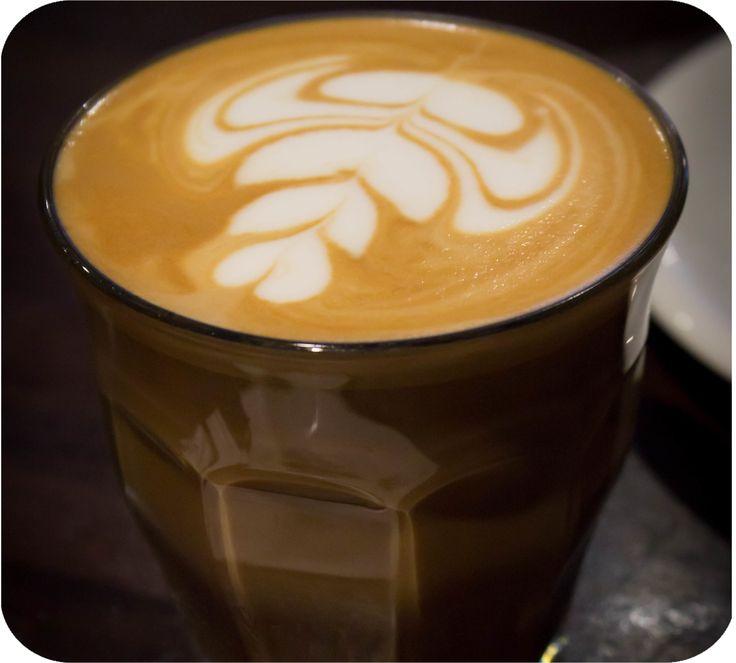 Latte @ My Little Melbourne
