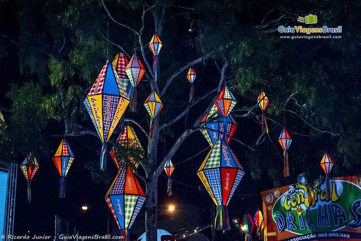 decoracao alternativa para festa junina: De Festa Junina no Pinterest