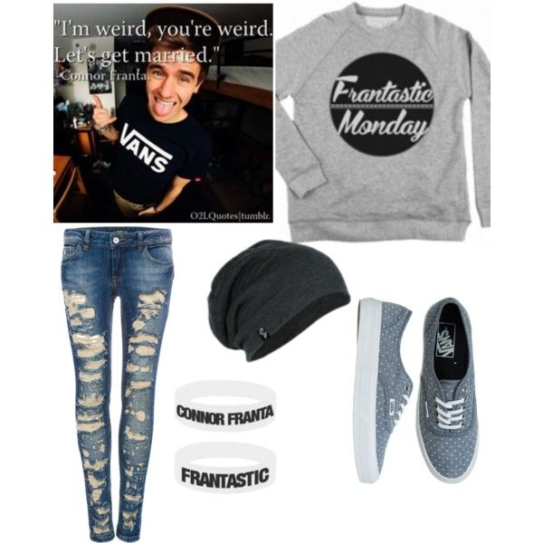 """""""Connor Franta"""" by marvel-princess on Polyvore"""