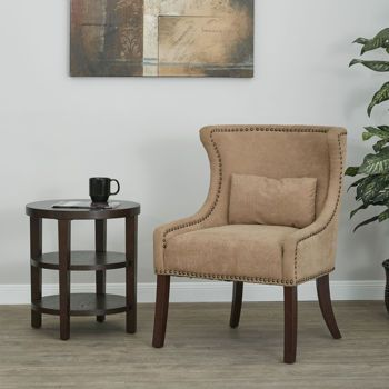 Montara Fabric Accent Chair Living Room