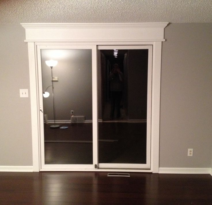 Best 25 Sliding Door Treatment Ideas On Pinterest