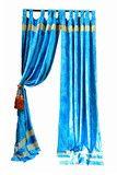 Light Blue Curtain- VELVET