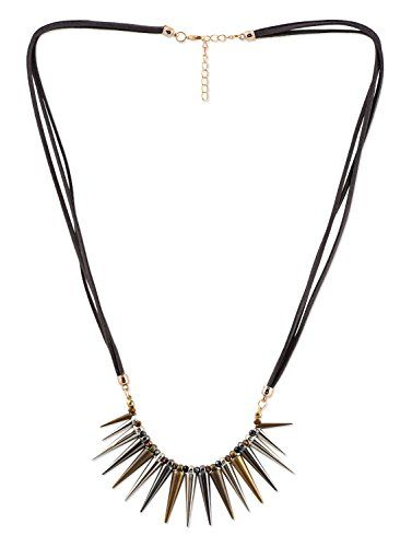 Celebrity Inspired Spike Pendant Necklace FemNmas http://www.amazon.in/dp/B00WLRVGFI/ref=cm_sw_r_pi_dp_Xvlawb1EJA8J9