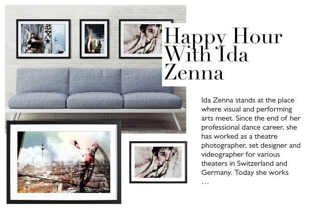Happy Hour with Ida Zenna