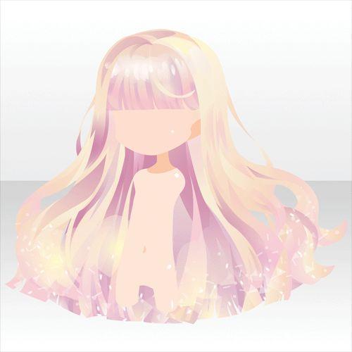anime hair ' artist