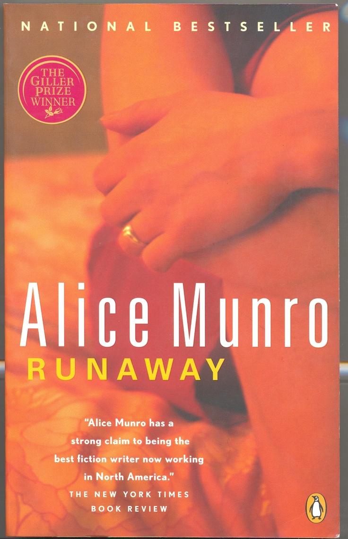 alice munro writing awards and grants