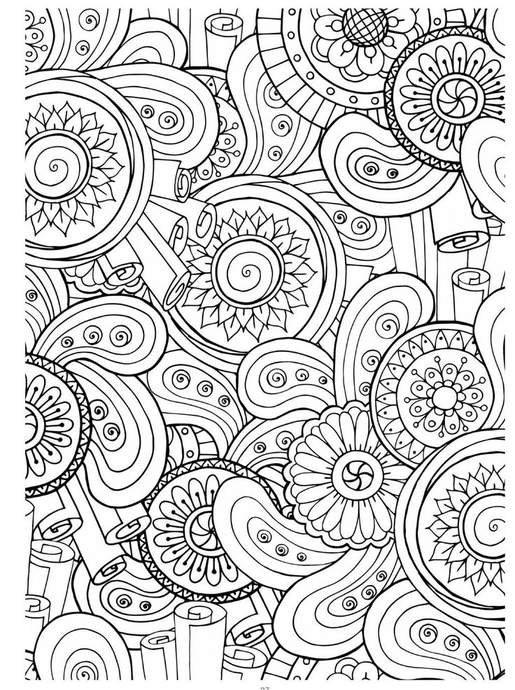 Mind Massage colouring book for adults | Coloring books ...