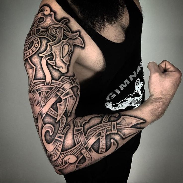 Norse Tattoo, Viking Tattoos