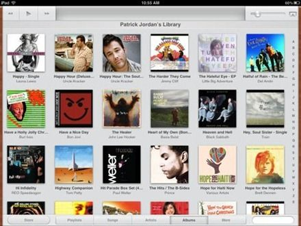 How To Share Whole iTunes Music Library to iPad with Home Sharing
