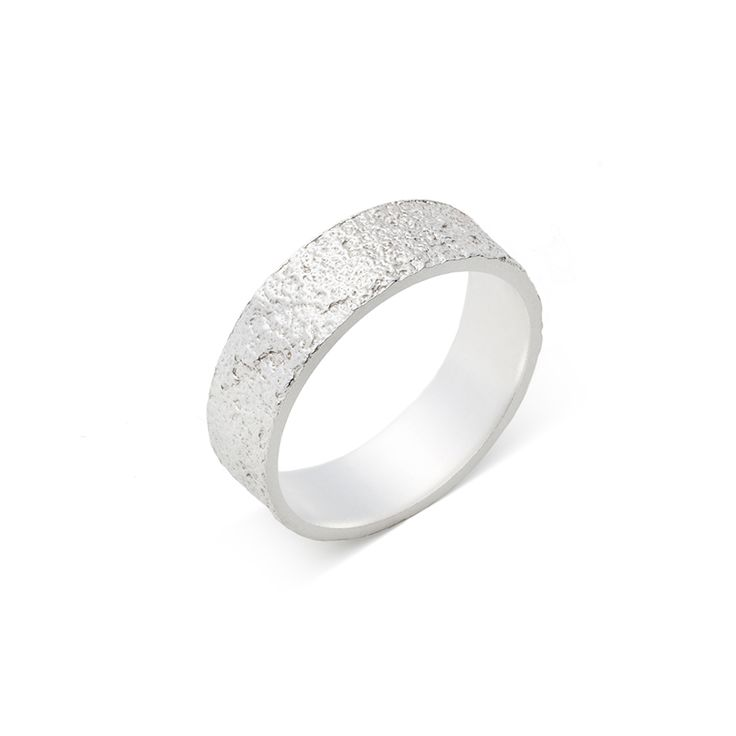 Prsten PRINTI rust silver
