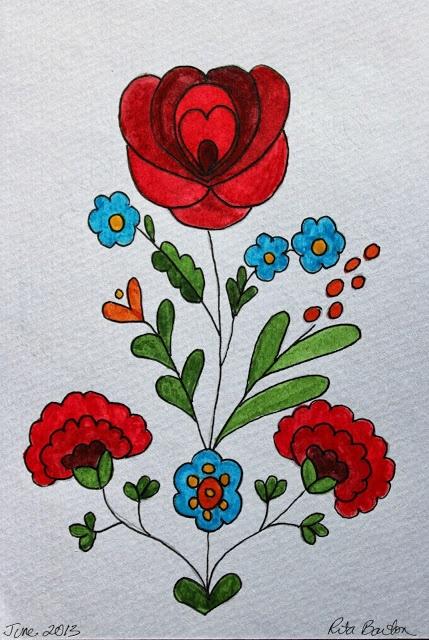 flores húngaras