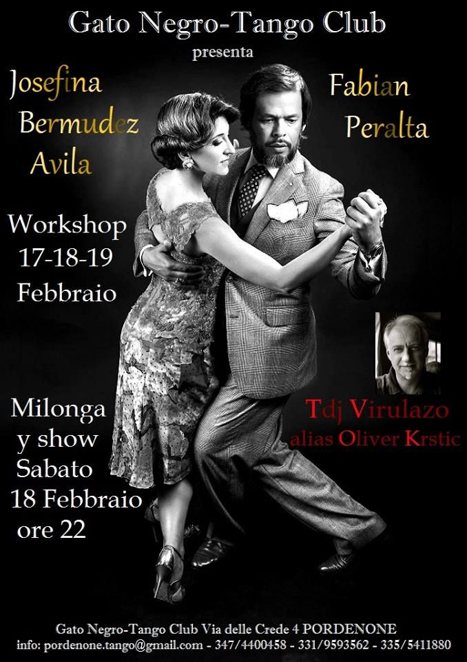 Gato Negro Tango Club Italy