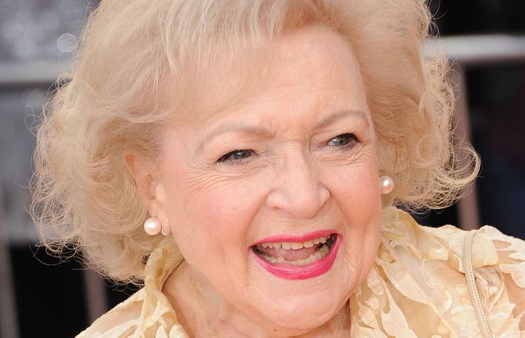 "I want to meet Betty White somewhen. Just to say ""Hello, and thank you."""