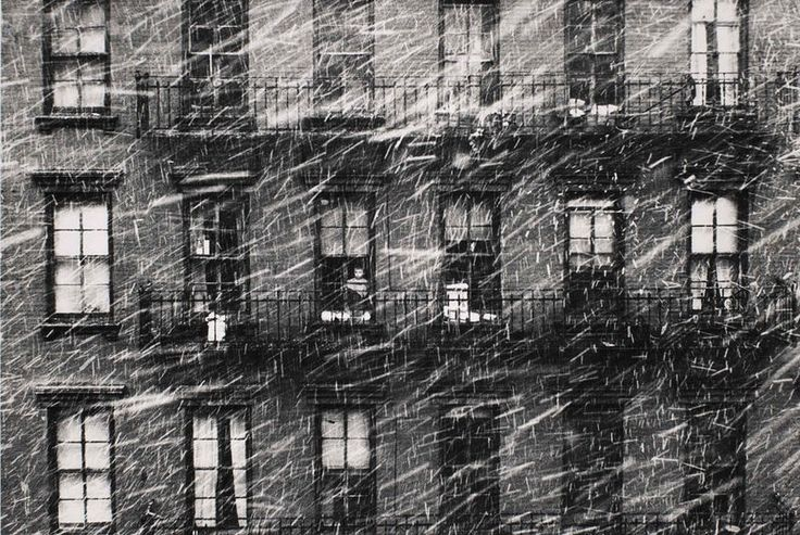 Paul Himmel, New York, 1952.