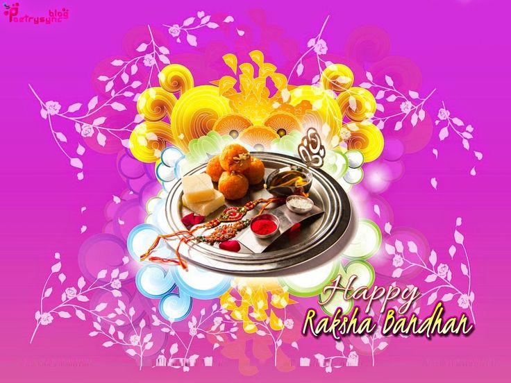 Happy Raksha Bandhan Collection 2014   Poetry