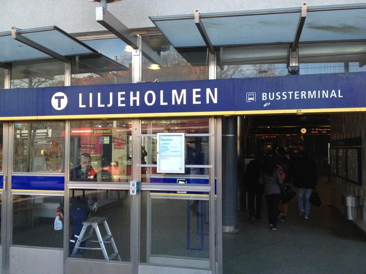 Nära till tunnelbana, 10 min till T-Centralen.