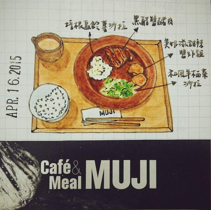 2015/4/16 MUJI Cafe