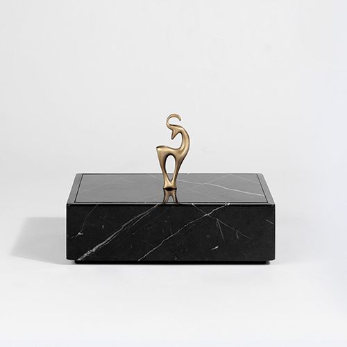 Two Is Company | Althaea collection  Elaphos jewelry box