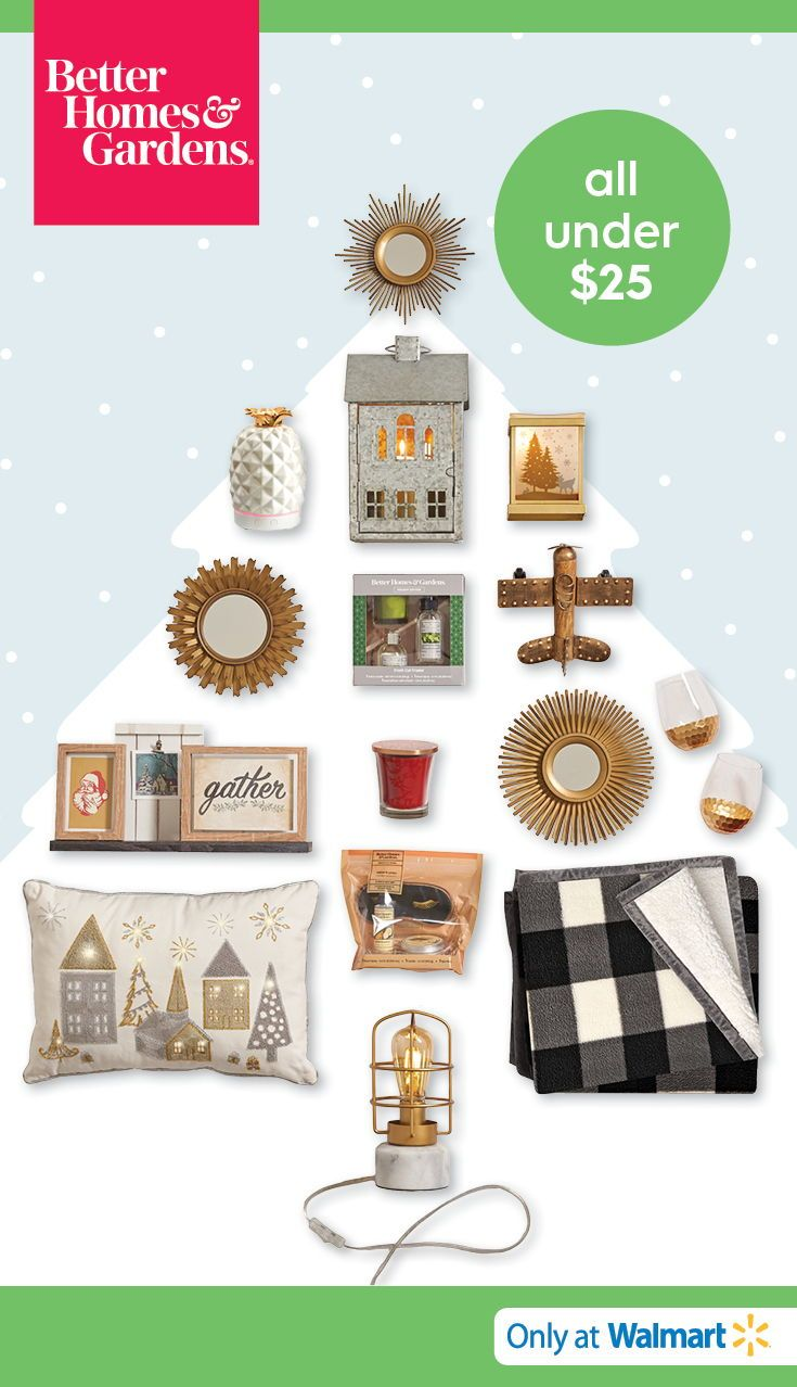 Wondering what to get for family and friends this year? Better Homes ...