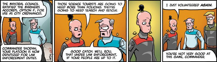 Hugo comic strip charachter