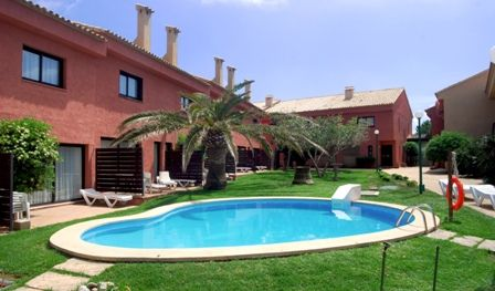 2nd outdoor pool in Naturplaya Hotel, Mallorca, Spain