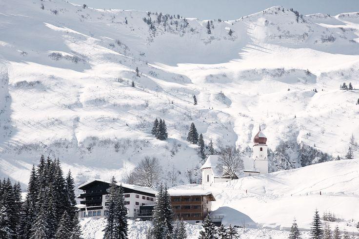 Das 4 Sterne superior Alpenhotel Mittagspitze